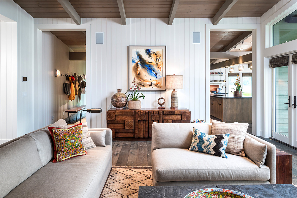 cottage de estilo chic